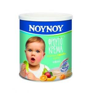 5 Fruits Baby Cream 300gr Noynoy-0