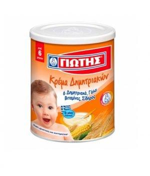 6 Cereals Baby Cream 300gr Jotis-0