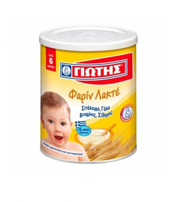 Farine Lactee Baby Cream 300gr Jotis-0