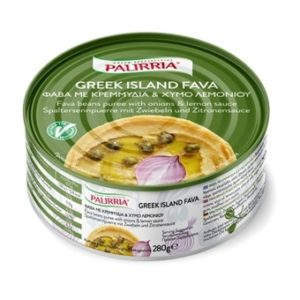 Fava with onions and lemon juice 280gr Palirria-0