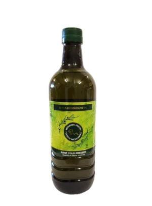 Messinia Extra Virgin Olive Oil 1ltr Plastic bottle-0