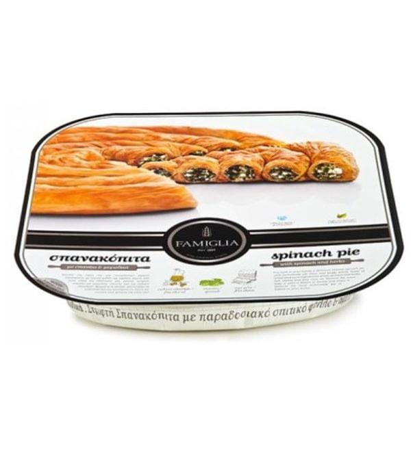 Twist Spanakopita - Spinach and Cheese Pie 800gr Famiglia-4399