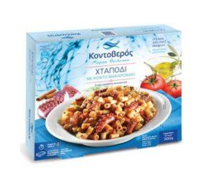 Octopus with Short Macaroni 300g - Kontoveros-0