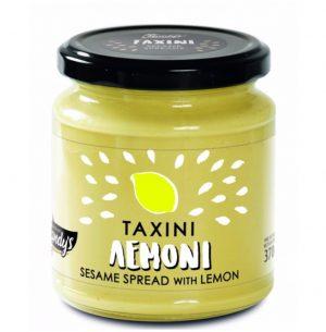 Tahini Lemon 300gr Kandylas -0