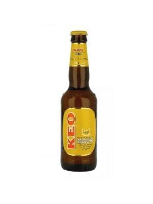 KEO Cypriot Lager Beer 630ml-0