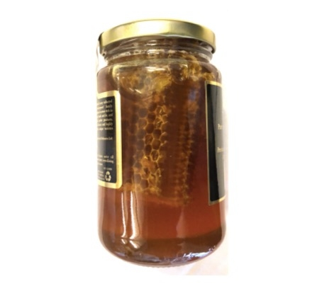 Thyme Honey with Honeycomb 460gr Taygetos-4506