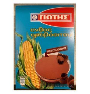 Corn Blossom Cream Chocolate flavour Jiotis 160gr-0
