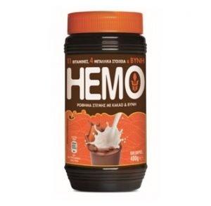 HEMO mix for Cocoa Beverage 400gr Jotis -0