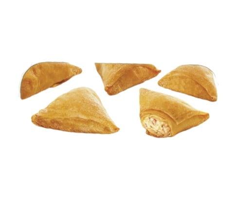 Patatopitakia Vergas - Mini Potato Triangle Pies 650gr Famiglia-4545
