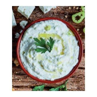 Spicy Feta Cheese Dip - Tirokafteri 2kg Alpha Taste-4564