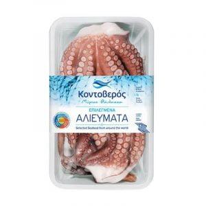 Octopus Tentacles raw 500gr Kontoveros-0
